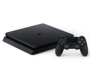 PlayStation 4 Second Gen (Slim)